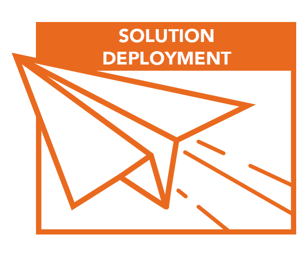 solution deployment paper airplane
